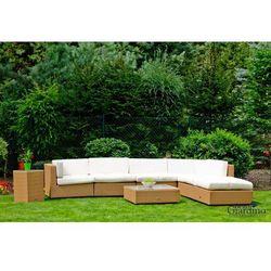 Zestaw mebli ogrodowych lusso i wyprodukowany przez Bello giardino