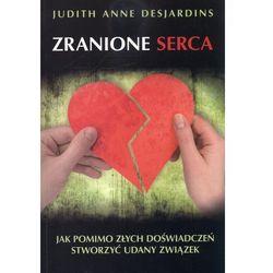 Zranione serca br/ - Judith Desjardins - Dostawa Gratis, szczegóły zobacz w sklepie (ilość stron 336)