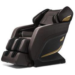 Cezar II Fotel Masujący Capsuła 3D Zero Gravity, kolor czarny