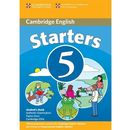 Cambridge Young Learners English Tests Second Edition Starters 5 Podręcznik, Cambridge University Press