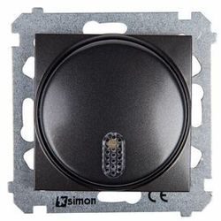 Simon 54 dzwonek elektroniczny (moduł) 8–12 v~; antracyt ddt1.01/48 wmdd-020xxk-048 marki Kontakt simon