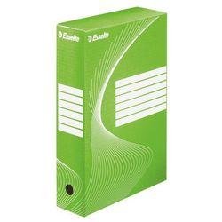 Esselte Pudło arch. 80mm, 128414 zielone