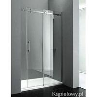 Dragon drzwi prysznicowe do wnęki 120 cm gd4612 marki Gelco