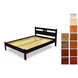 łóżko drewniane saba 100 x 200 marki Frankhauer
