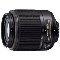 Nikon Nikkor 55-200 mm f/4.0-5.6G DX AF-S czarny, JAA793DC
