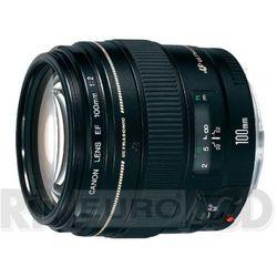 Canon EF 100 mm f/2 USM - produkt w magazynie - szybka wysyłka! - sprawdź w wybranym sklepie