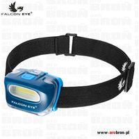 Latarka czołowa Falcon Eye Blaze FHL0021 -120lm, panel LED, baterie AAA, czas pracy 60h