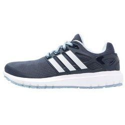 adidas Performance ENERGY CLOUD WTC Obuwie do biegania treningowe midnight grey/white/easy blue (4057286983684