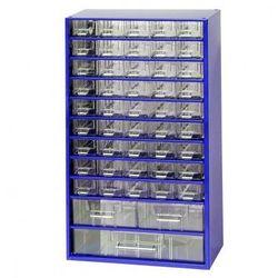 Metalowa szafka z szufladami, 48 szuflad marki Mars