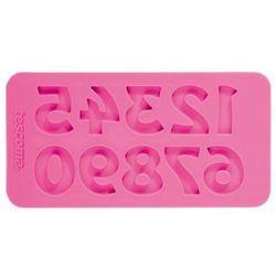 foremki silikonowe delicia deco cyfry retro marki Tescoma