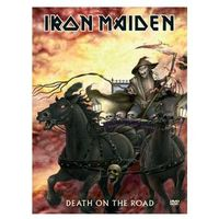 Death On The Road - Live (Standard) (DVD) - Iron Maiden