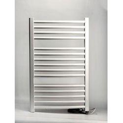 Grzejnik łazienkowy wetherby wykończenie zaokrąglone, 400x800, biały/ral - biała marki Thomson heating