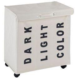 Pojemnik na pranie TRIVO BEIGE - aż 116 litrów, WENKO
