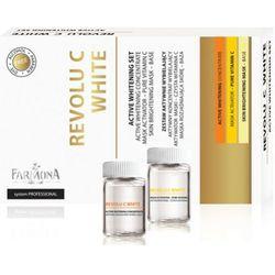 Farmona REVOLU C WHITE Aktywny zestaw wybielający ()