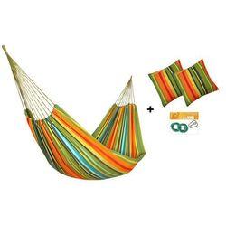 Zestaw hamakowy H w kolorze 188 z poduszkami i zestawem montażowym, Kuna Yala H-PZS-188