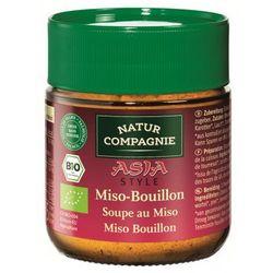 Natur compagnie (buliony, kostki rosołowe) Bulion warzywny miso w proszku bio 100 g - natur compagnie