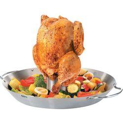 Gefu Wok grillowy do kurczaka i warzyw bbq (4006664891561)
