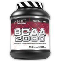 mega bcaa 2000 - 150tabs marki Hi-tec