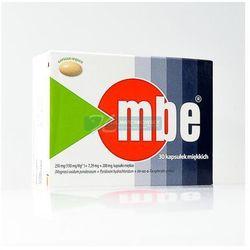 MBE kaps.miękkie 0,15g Mg2+7,29mg+0,2g 30 kaps. (blist.), produkt z kategorii- Witaminy i minerały