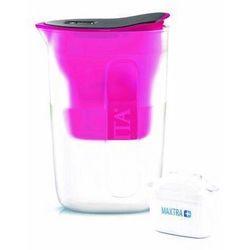 Brita dzbanek filtrujący fill enjoy fun 1,5 l, różowy (4006387080976)