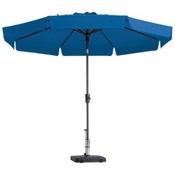 Madison parasol ogrodowy, flores luxe, 300 cm, turkusowy, pac2p019 (8713229249311)
