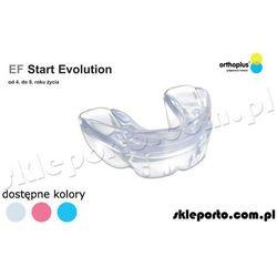 Orthoplus Aparat  ef start evolution - elastyczny aparat ortodontyczny - ortodoncja aparat przeznaczony dla dz