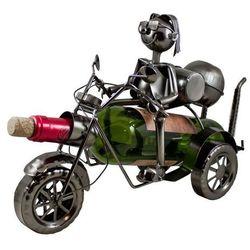 Stojak na butelkę Motocyklista, W129