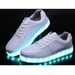 Buty LED - świecące podświetlane buty z ledową podeszwą.
