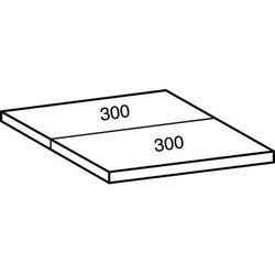 Przemysłowo-magazynowy regał wtykowy, wys. 2280 mm, 6 półek,szer. półki 1000 mm marki Scholz