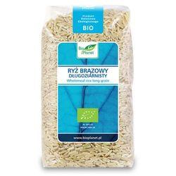 Bio planet : ryż brązowy długoziarnisty bio - 500 g