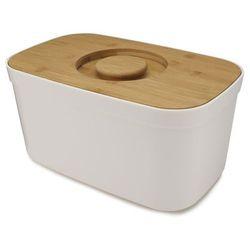 - chop 2 pot deska do krojenia składana mini biała wymiary: 17 x 31,8 x 2 cm marki Joseph joseph