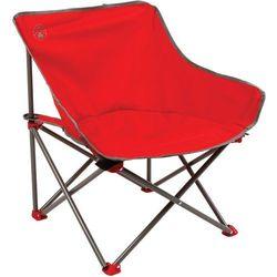 Krzesło rozkładane COLEMAN Kick Back Czerwony + DARMOWY TRANSPORT!