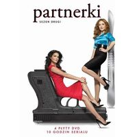 Partnerki, sezon 2 (DVD) - Michael Zinberg, Mark Haber (7321909316911)