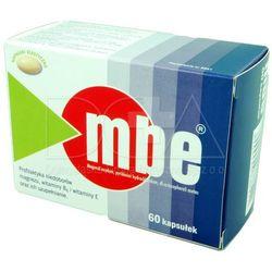 MBE kaps.x 60 - produkt farmaceutyczny