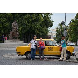 Wycieczka po Warszawie zabytkowym Fiatem 125p - Warszawa w pigułce - 2,5 godziny