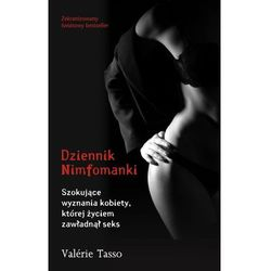 DZIENNIK NIMFOMANKI, książka w oprawie miękkej