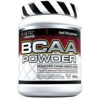 HiTec Nutrition Bcaa Powder 500 g - Strawberry