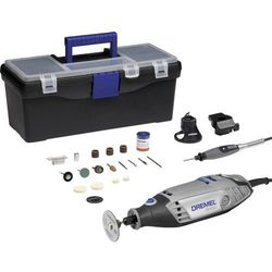 Mini szlifierka Dremel 3000-3/50, Silver Edition, F0133000LP, 130 W, zestaw 50 akcesoriów, w walizce - oferta (857e4470d755762e)