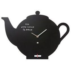 Pt Zegar ścienny teapot