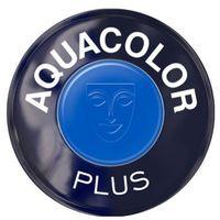 Kryolan  aquacolor plus (blue) farba do makijażu ciała - blue (1102)