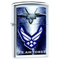 Zapalniczka ZIPPO US Air Force, Emblem High Polish (Z28748)