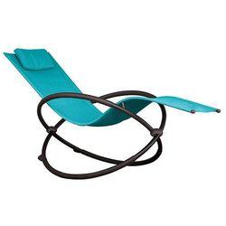 Leżak hamakowy Orbital, Niebieski ORBL1 - produkt z kategorii- Leżaki ogrodowe
