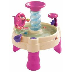 Little Tikes stolik wodny - różowy