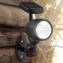 Globo 33026 - LED lampa solarna 3xLED/0,06W