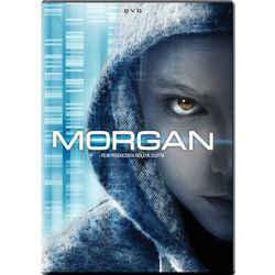 Morgan (DVD) - Luke Scott (film)