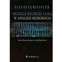 Modele regresji Coxa w analizie bezrobocia (9788375564747)