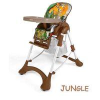 active krzesełko do karmienia jungle marki Milly mally