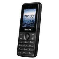 Telefon PHILIPS Xenium E103 Czarny (8712581738051)