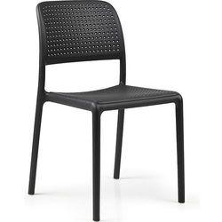 Krzesło ogrodowe bora bistrot antracytowe marki Nardi