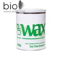 B&m Top wax - wosk z olejkiem z drzewa herbacianego –  - 800 g